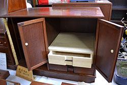 現代に適した伝統家具の製造・販売